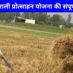 हरियाणा पराली प्रोत्साहन योजना | Haryana Parali Protsahan Yojana